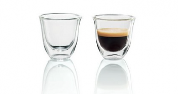 Delonghi Double Wall Glasses