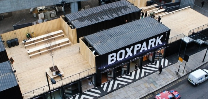 Boxpark TimeOut London