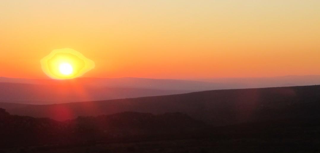 Bushmans Kloof Sunset