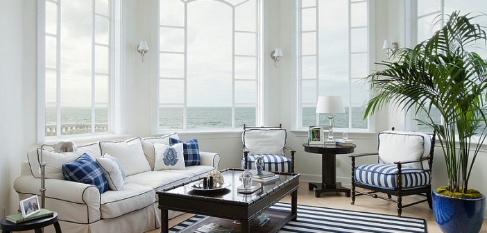 Nautical Inspired Living