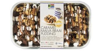 Caramel Malva Braai Pudding