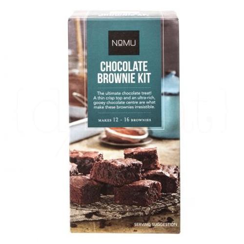 Nomu Chocolate Brownies 02