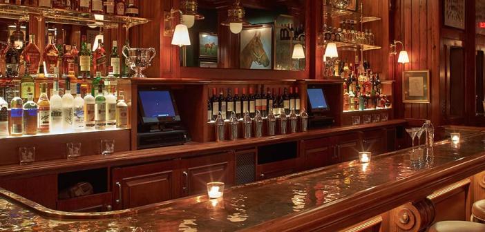 Ralph Lauren Polo Bar NYC 02