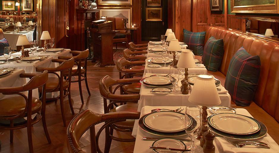 Ralph Lauren Polo Bar NYC 03