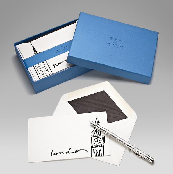 Smythson Fashion Capital Cards 03