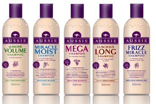 Aussie Shampoos 01