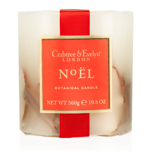Crabtree & Evelyn Noel Botanical Candle 2015