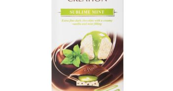 Lindt Creation Sublime Mint Dark Chocolate